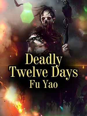 cover image of Deadly Twelve Days