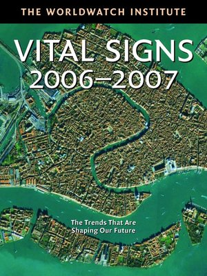 cover image of Vital Signs 2006-2007