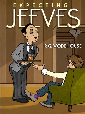 cover image of Expecting Jeeves