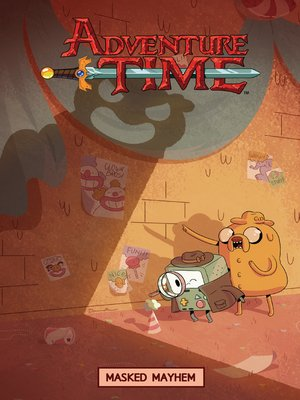 cover image of Adventure Time Original Graphic Novel Volume 6