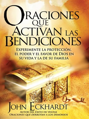 cover image of Oraciones Que Activan las Bendiciones
