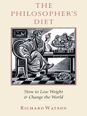 cover image of The Philosopher's Diet