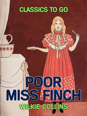 cover image of Poor Miss Finch