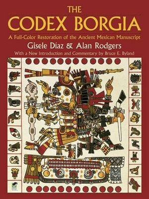 cover image of The Codex Borgia