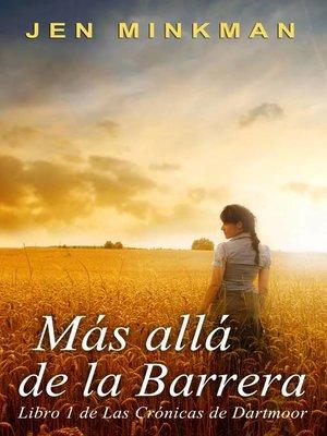 cover image of Más allá de la Barrera