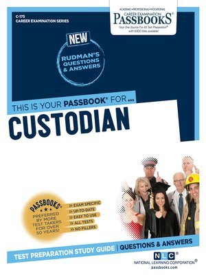 cover image of Custodian