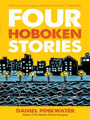 cover image of Four Hoboken Stories