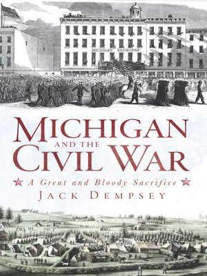 cover image of Michigan and the Civil War