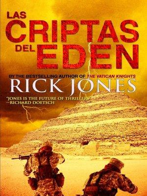 cover image of Las criptas del Edén