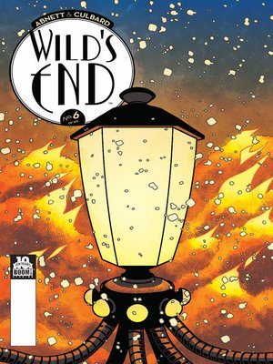 cover image of Wild's End #6