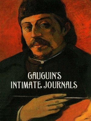 cover image of Gauguin's Intimate Journals