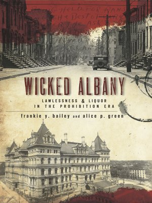 cover image of Wicked Albany