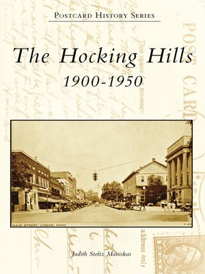 cover image of The Hocking Hills