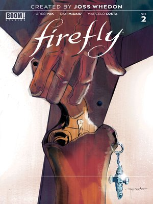 cover image of Firefly, Issue 2