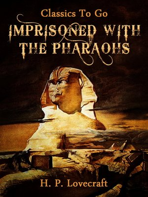 cover image of Imprisoned with the Pharaohs