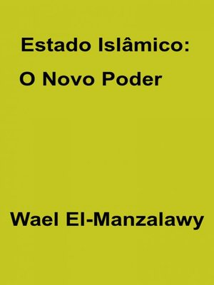 cover image of Estado Islâmico