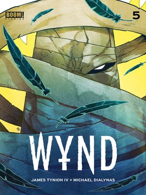 cover image of Wynd, Issue 5