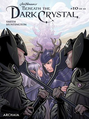 cover image of Beneath the Dark Crystal (2018), Issue 10