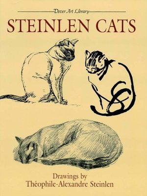 cover image of Steinlen Cats