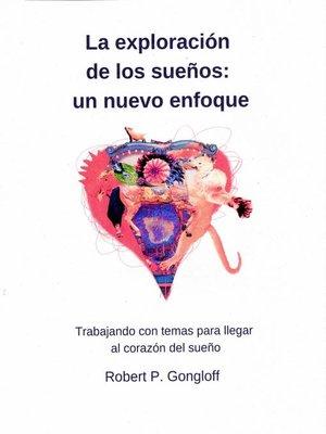 cover image of La exploración de los sueños