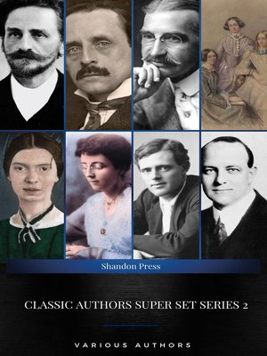 cover image of Classics Authors Super Set Serie 2