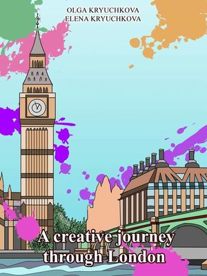 cover image of A Creative Journey through London