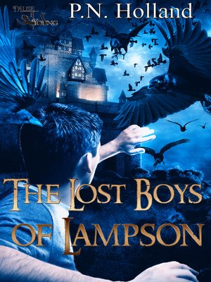 cover image of The Lost Boys of Lampson