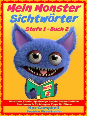 cover image of Sichtwörter - Stufe 1 Buch 2