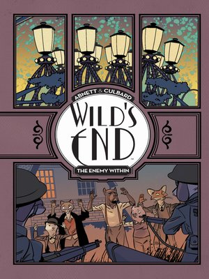 cover image of Wild's End Volume 2