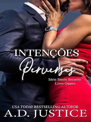 cover image of Intenções Perversas