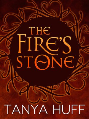 cover image of The Fire's Stone