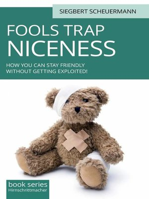 cover image of Fool's Trap Niceness