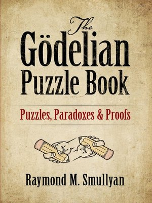 cover image of The Gödelian Puzzle Book