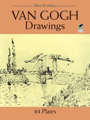 cover image of Van Gogh Drawings