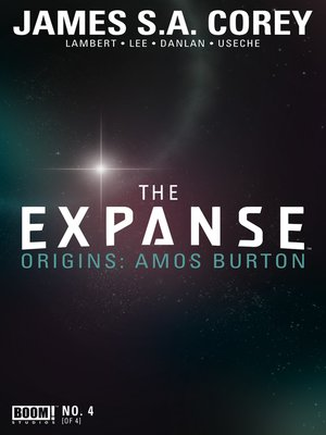 cover image of The Expanse Origins, Issue 4