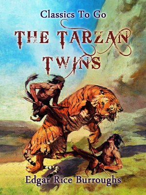 cover image of The Tarzan Twins