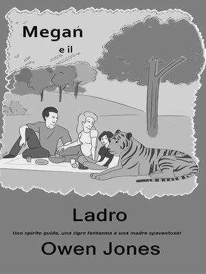 cover image of Megan e il Ladro