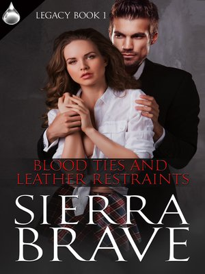 cover image of Blood Ties and Leather Restraints