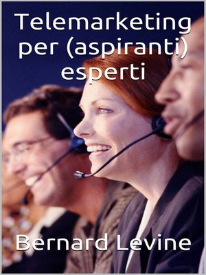 cover image of Telemarketing per (aspiranti) esperti