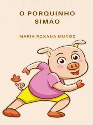 cover image of Simão o porquinho.