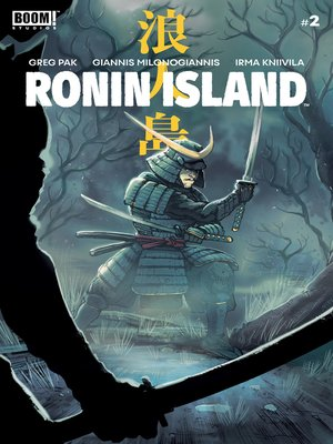 cover image of Ronin Island (2019), Issue 2