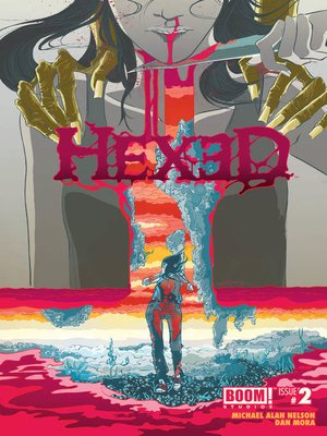 cover image of Hexed: The Harlot and the Thief (2014), Issue 2