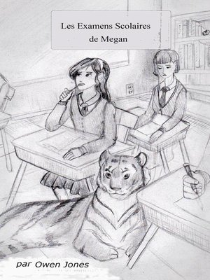 cover image of Les Examens Scolairs de Megan
