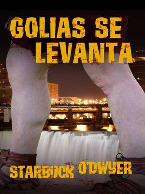 cover image of Golias se Levanta
