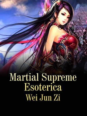 cover image of Martial Supreme Esoterica