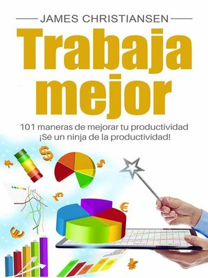 cover image of Trabaja mejor