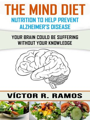 cover image of The Mind Diet, Nutrition to Help Prevent Alzheimer's Disease