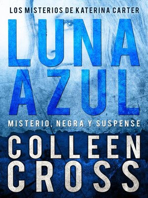 cover image of Luna Azul