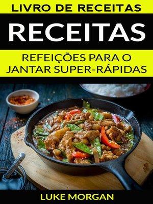 cover image of Receitas