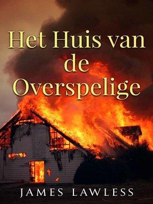cover image of Het huis van de overspelige